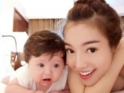 Nuôi con - Con gái Elly Trần giành giải em bé đáng yêu nhất ở Anh