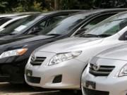 Mua sắm - Giá cả - Giảm thuế nhập khẩu nhiều dòng xe từ 2015