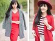 Thời trang - 4 cách để mọi cô gái đều quyến rũ với gam đỏ