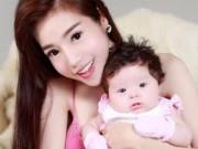 Bà bầu - Elly Trần: Làm mẹ đơn thân không có gì là xấu!