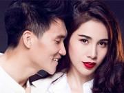 """Làng sao - Công Vinh cưới Thủy Tiên xóa nghi án """"yêu hợp đồng"""""""