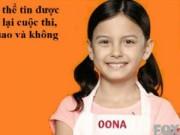 """Bếp Eva - Masterchef Junior: Oona được Gordon nhận làm """"con dâu"""""""