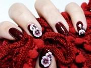 Làm đẹp - Muôn vàn mẫu nail rực rỡ cho tiệc cuối năm