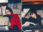 Làng sao - Tạ Đình Phong ra tận sân bay đón Vương Phi