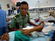 Tin tức - Cả trăm bé trai Malaysia cắt bao quy đầu theo nghi thức