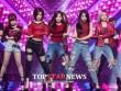 Nhóm nhạc T-ara gửi lời yêu tới fan Việt