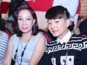 Làng sao - Vũ Hà khoe vợ khi đến xem show Bảo Yến