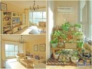 Nhà đẹp - Vợ chồng trẻ biến căn hộ 94m2 cũ kĩ thành tổ ấm tuyệt vời