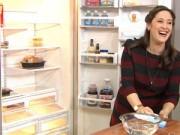 Nhà đẹp - Tủ lạnh bền chục năm nhờ sắp xếp thức ăn khoa học