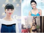 """Người nổi tiếng - Cựu mẫu Hạ Vy khẳng định ảnh """"thác loạn"""" không phải Huyền My"""
