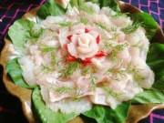 Món ngon - Xì xụp lẩu cháo cá quả ngày giá rét