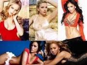 Nhà đẹp - Nhà triệu đô của 10 người đẹp gợi cảm nhất thế giới 2014