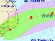 Tin tức - Bão Hagupit suy yếu, miền Bắc đón rét dưới 15 độ C