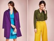 """Thời trang - Kỳ lạ 7 bộ đôi màu sắc tăng """"hưng phấn"""""""