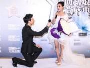 Làng sao - Sao Chân Hoàn truyện nghẹn ngào khi được cầu hôn
