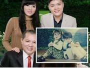 Làng sao - Ảnh dễ thương của HH Kỳ Duyên bên gia đình