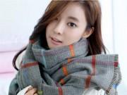 Thời trang - Top 6 loại khăn được yêu thích nhất khi mùa gió về