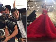Làng sao - Công Vinh đóng MV cùng Thủy Tiên trước ngày cưới