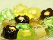 """Thạch phô mai – Món ngon đang được giới trẻ Hà Thành """"săn lùng"""""""