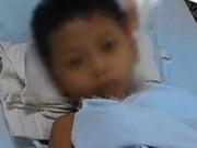 Tin tức - Cháu bé nhiễm độc nghi mẹ tiêm thuốc sâu sắp xuất viện