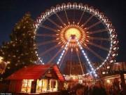 Mua sắm - Giá cả - Du lịch mùa Noel: Tour ngoại lên cơn sốt
