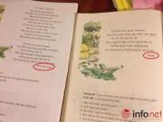 Tin tức - SGK lớp 3: 1 bài thơ đề tên 2 tác giả, chủ biên xin lỗi