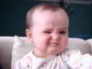 Clip Eva - Em bé nháy mắt cực kỳ đáng yêu