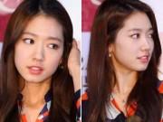 Làng sao - Park Shin Hye khoe da căng mọng, mịn màng