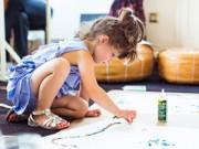 Thời trang - Cô nhóc 4 tuổi trở thành nhà thiết kế thời trang