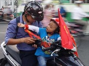Ngày mới - CĐV Sài Gòn tin tưởng Việt Nam chiến thắng