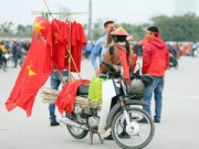 Tin tức - Dịch vụ ăn theo hốt bạc trong trận Việt Nam - Malaysia