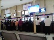Mua sắm - Giá cả - Mua vé tàu Tết tại HN: Nhân viên bị phạt nếu để khách chờ 30 phút