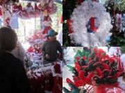 """Nhà đẹp - Ghé những """"thiên đường"""" đồ trang trí Giáng Sinh ở TP.HCM"""