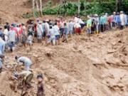 Tin tức - Lở đất ở Indonesia, hơn 100 người chết và mất tích