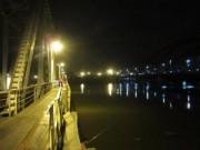 Tin tức - Bị công an truy đuổi, cặp đôi vứt xe nhảy sông Sài Gòn