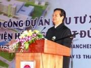 Tin tức - Thủ tướng phát lệnh khởi công hai bệnh viện lớn