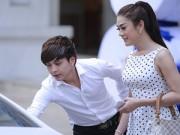 Làng sao - Hồ Quang Hiếu lái xế hộp hẹn hò Lâm Chi Khanh