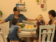 Dạy con - Bố ơi: Phan Anh lần đầu cho bà xã lên sóng truyền hình