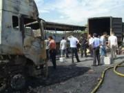 Tin tức - 6 xe đâm nhau, 12 người chết