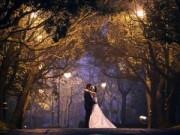Eva Yêu - Đẹp mê hồn những bức ảnh cưới trong đêm
