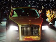 """Làng sao - Siêu xe mạ vàng 40 tỷ của Mr Đàm """"náo loạn"""" liveshow"""