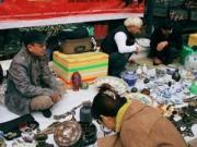 Tin tức - Tìm lại kí ức từ phiên chợ đồ xưa giữa lòng Thủ đô