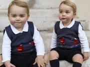 Làng sao - Hoàng tử bé nước Anh mũm mĩm đáng yêu