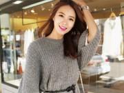 Thời trang - Váy len gợi cảm, ấm áp và sang trọng cho nữ công sở