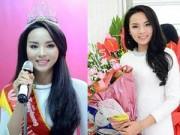 Làm đẹp - Tuần qua: Hoa hậu Kỳ Duyên xinh đẹp, rạng rỡ trở về nhà