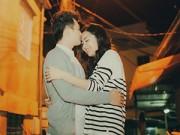 Ảnh đẹp Eva - Tuấn Khải lãng mạn hôn Lê Khánh giữa phố đêm Đà Lạt