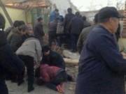 Tin quốc tế - TQ: Sập trường mẫu giáo, 3 trẻ thiệt mạng