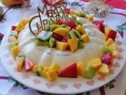Thực đơn – Công thức - Làm bánh Giáng sinh thơm ngon, tráng miệng tuyệt vời