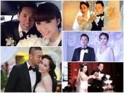 Làng sao sony - 6 đám cưới ồn ào nhất của sao Việt năm 2014