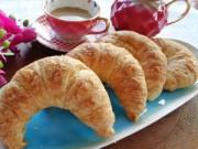 Bếp Eva - Tự làm bánh sừng bò ngon như ngoài tiệm